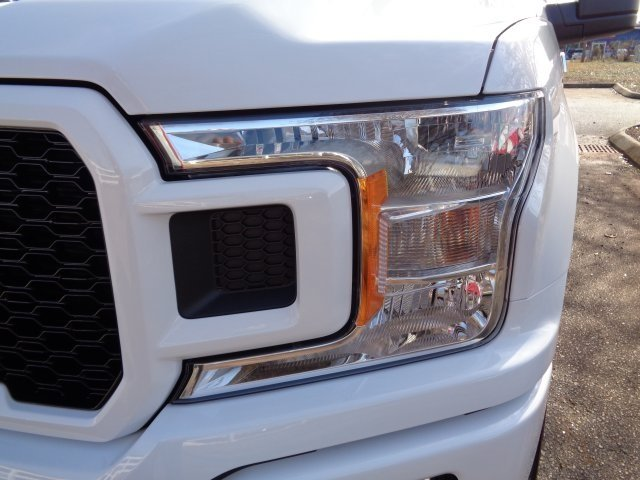 2019 Oxford White Ford F-150 XL 4 Door Automatic Truck EcoBoost 2.7L V6 GTDi DOHC 24V Twin Turbocharged Engine