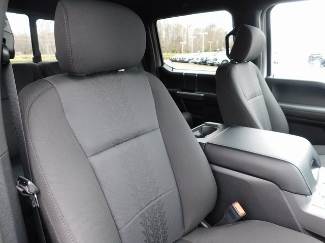 2019 Oxford White Ford F-150 XLT Automatic Truck RWD EcoBoost 2.7L V6 GTDi DOHC 24V Twin Turbocharged Engine