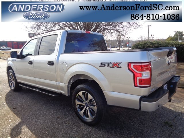 2019 Ingot Silver Metallic Ford F-150 XL Truck Automatic 4 Door