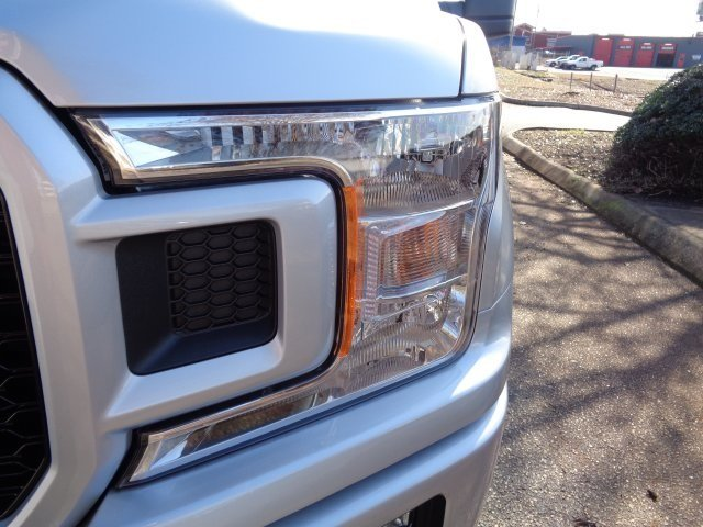 2019 Ingot Silver Metallic Ford F-150 XL Automatic RWD 4 Door Truck