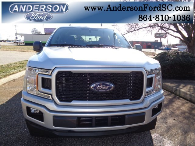 2019 Ford F-150 XL Automatic Truck EcoBoost 2.7L V6 GTDi DOHC 24V Twin Turbocharged Engine RWD 4 Door