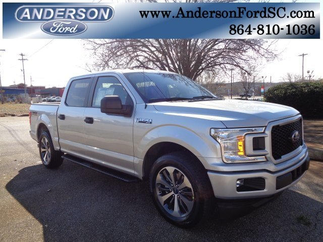 2019 Ford F-150 XL 4 Door Automatic EcoBoost 2.7L V6 GTDi DOHC 24V Twin Turbocharged Engine Truck