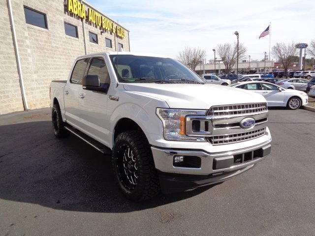 2018 Ford F-150 XLT Automatic EcoBoost 2.7L V6 GTDi DOHC 24V Twin Turbocharged Engine 4 Door