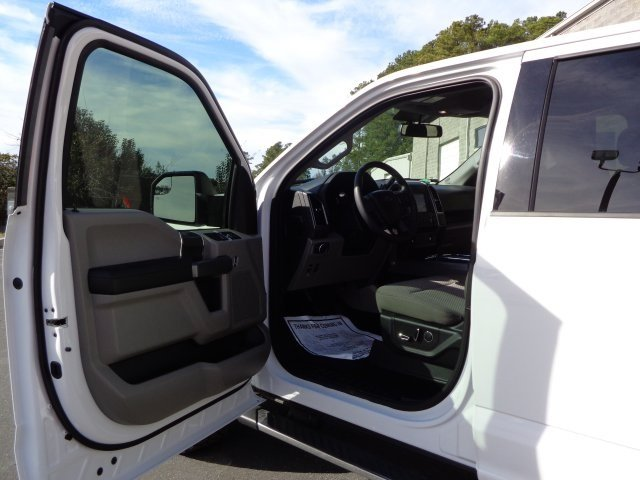 2018 Oxford White Ford F-150 XLT RWD 4 Door Automatic