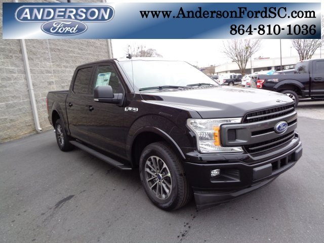 2019 Ford F-150 XLT 4 Door Automatic EcoBoost 2.7L V6 GTDi DOHC 24V Twin Turbocharged Engine