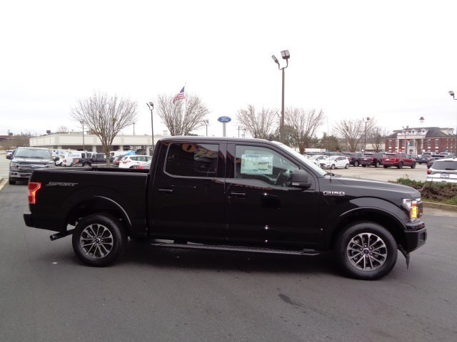 2019 Ford F-150 XLT Automatic 4 Door Truck