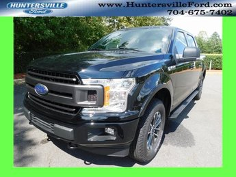 2018 Ford F-150 XLT Automatic Truck 5.0L V8 Ti-VCT Engine 4X4 4 Door
