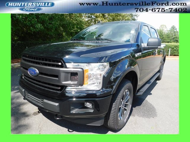 2018 Ford F-150 XLT 4X4 5.0L V8 Ti-VCT Engine 4 Door Automatic