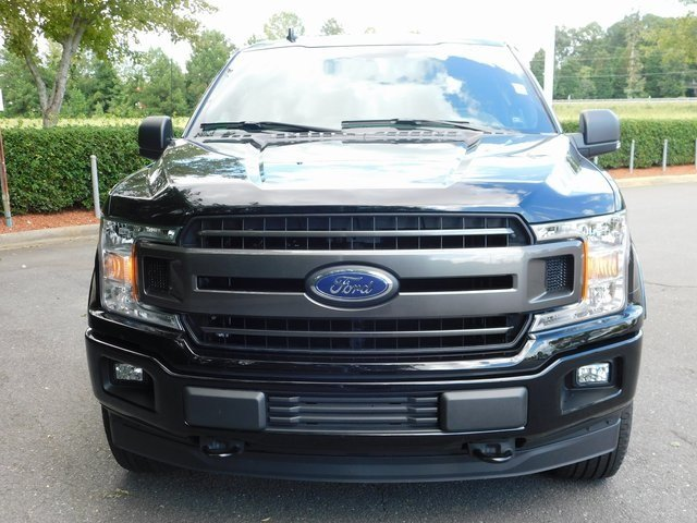 2018 Ford F-150 XLT Truck 4X4 4 Door 5.0L V8 Ti-VCT Engine
