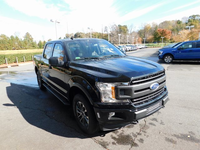 2018 Ford F-150 XLT Truck Automatic 4 Door 5.0L V8 Ti-VCT Engine 4X4