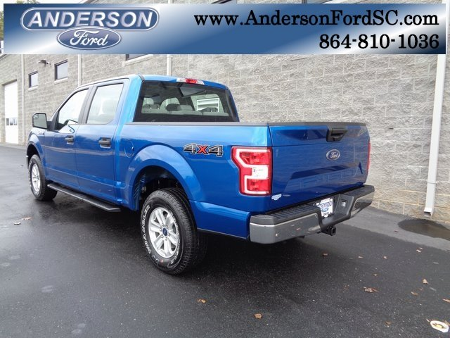 2018 Ford F-150 XL Automatic 4X4 5.0L V8 Ti-VCT Engine