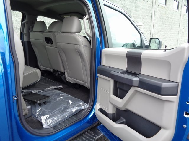 2018 Ford F-150 XL 4X4 Automatic 5.0L V8 Ti-VCT Engine