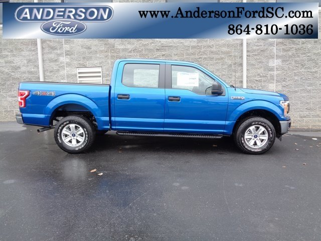 2018 Ford F-150 XL 4X4 Truck 4 Door