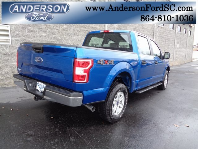2018 Ford F-150 XL Automatic 5.0L V8 Ti-VCT Engine 4 Door Truck