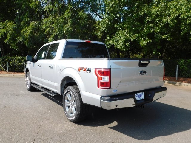 2018 Ford F-150 XLT 5.0L V8 Ti-VCT Engine 4X4 Automatic Truck
