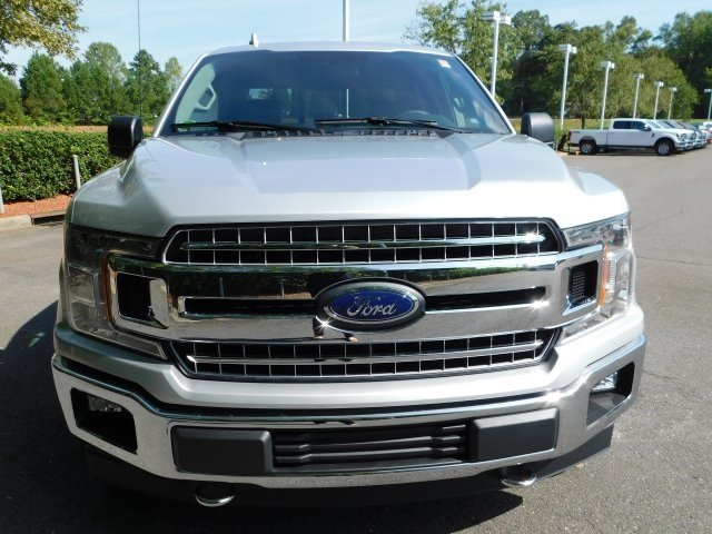 2018 Ford F-150 XLT Truck 4 Door 5.0L V8 Ti-VCT Engine 4X4 Automatic