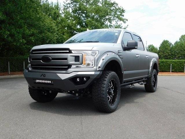 2018 Ford F-150 XLT Automatic 4X4 5.0L V8 Ti-VCT Engine Truck