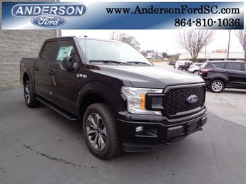 2019 Ford F-150 XL Truck 5.0L V8 Ti-VCT Engine Automatic