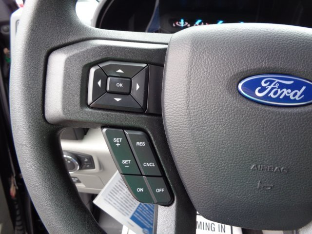 2019 Ford F-150 XL 5.0L V8 Ti-VCT Engine 4X4 Truck Automatic