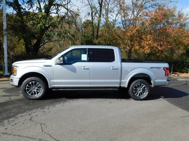 2018 Ford F-150 XLT 4 Door Truck 5.0L V8 Ti-VCT Engine 4X4