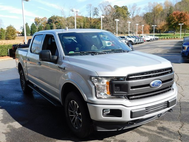 2018 Ford F-150 XLT 4 Door Truck Automatic 5.0L V8 Ti-VCT Engine 4X4