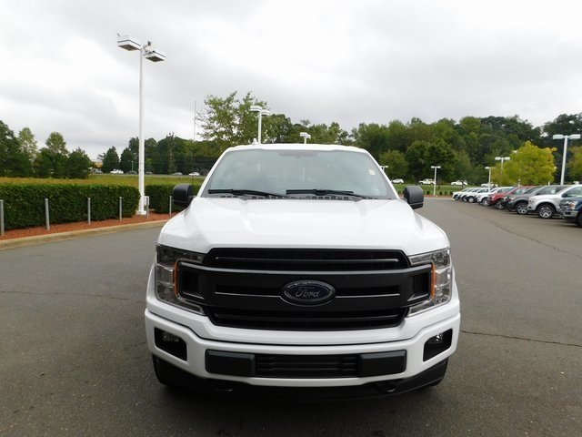 2018 Oxford White Ford F-150 XLT Truck 4 Door 4X4