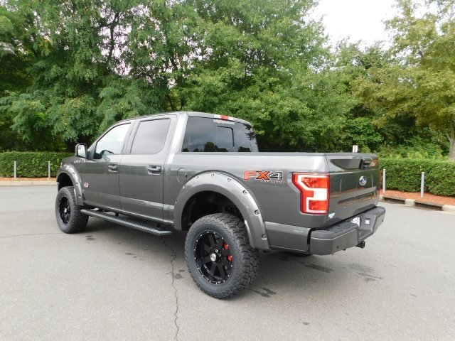 2018 Magnetic Metallic Ford F-150 XLT ROCKY RIDGE K2 Automatic 4 Door 4X4 5.0L V8 Ti-VCT Engine