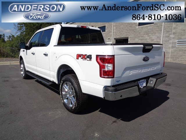 2018 Ford F-150 XLT 4 Door Automatic Truck EcoBoost 3.5L V6 GTDi DOHC 24V Twin Turbocharged Engine 4X4