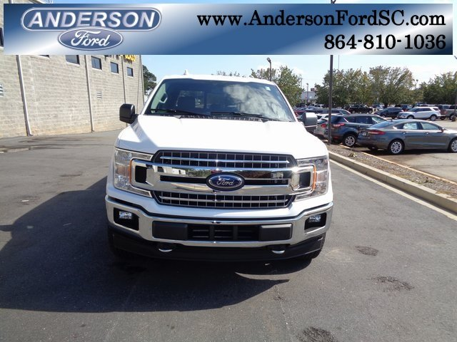 2018 Ford F-150 XLT 4 Door EcoBoost 3.5L V6 GTDi DOHC 24V Twin Turbocharged Engine Truck Automatic 4X4