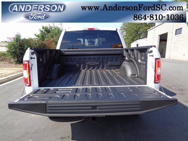 2018 Ford F-150 XLT EcoBoost 3.5L V6 GTDi DOHC 24V Twin Turbocharged Engine Truck 4 Door Automatic 4X4