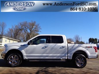2019 Ford F-150 XLT EcoBoost 2.7L V6 GTDi DOHC 24V Twin Turbocharged Engine 4 Door 4X4 Truck Automatic