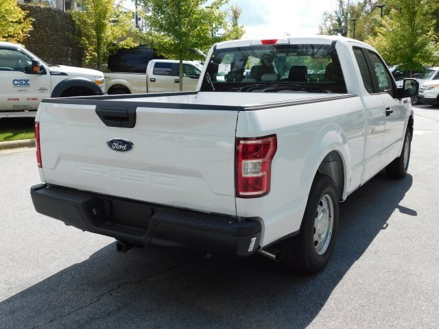 2018 Oxford White Ford F-150 XL Truck 4 Door 3.3L V6 Ti-VCT 24V Engine Automatic