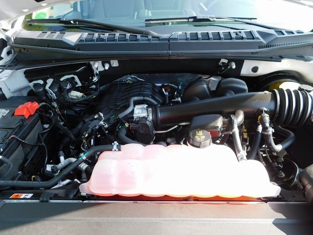 2018 Ford F-150 XL 3.3L V6 Ti-VCT 24V Engine Automatic 4 Door