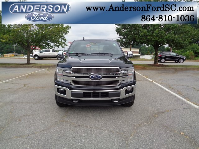 2018 Ford F-150 King Ranch 3.0L Diesel Turbocharged Engine Automatic Truck 4X4
