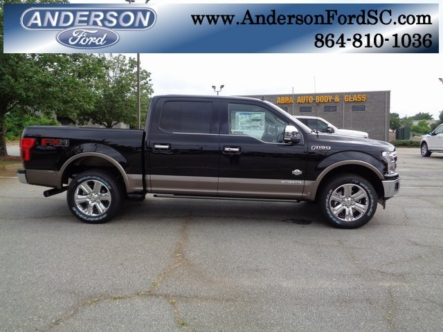 2018 Ford F-150 King Ranch 4 Door Truck Automatic 4X4