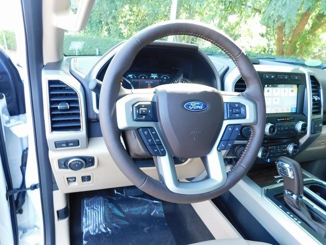 2018 Ford F-150 Lariat 4 Door 3.0L Diesel Turbocharged Engine Automatic 4X4