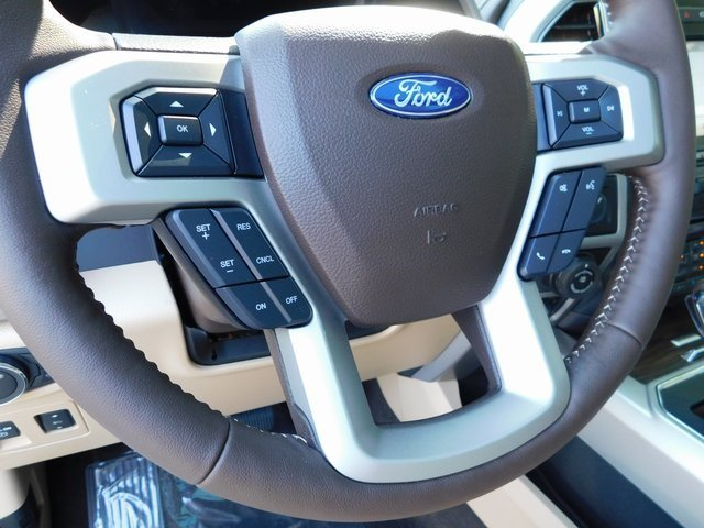 2018 Ford F-150 Lariat Automatic 4 Door Truck 3.0L Diesel Turbocharged Engine