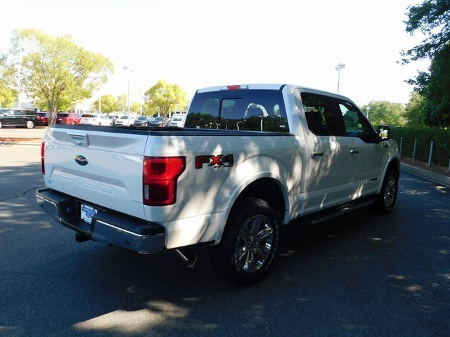 2018 Ford F-150 Lariat Truck 3.0L Diesel Turbocharged Engine 4X4