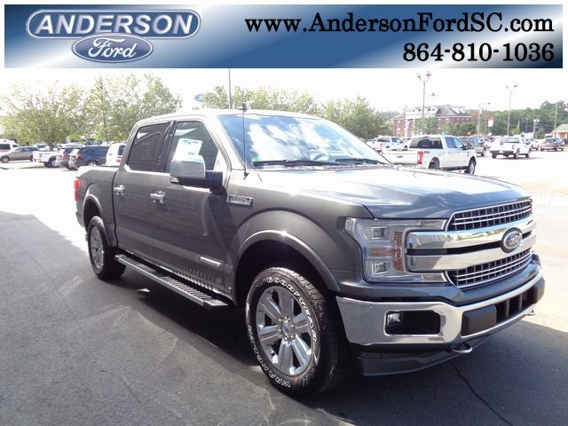 2018 Ford F-150 Lariat 3.0L Diesel Turbocharged Engine Truck Automatic