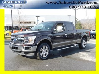 2018 Ford F-150 Lariat 3.0L Diesel Turbocharged Engine Truck 4X4 4 Door