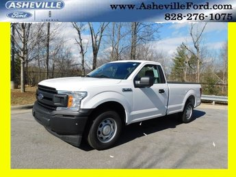 2019 Ford F-150 XL 3.3L V6 Ti-VCT 24V Engine Truck RWD 2 Door Automatic
