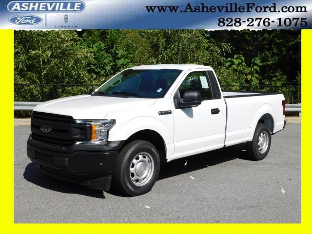 2018 Oxford White Ford F-150 XL RWD 2 Door 3.3L V6 Ti-VCT 24V Engine Truck