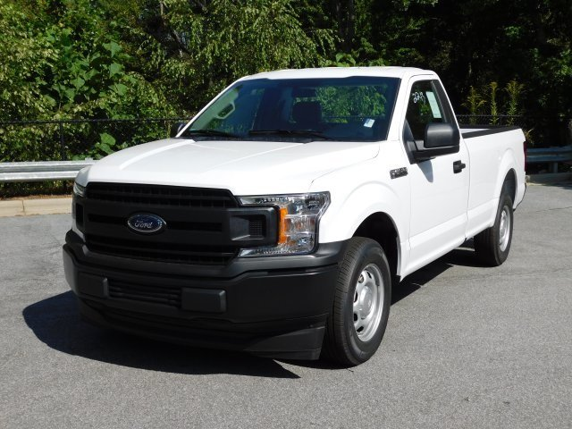 2018 Oxford White Ford F-150 XL Truck 3.3L V6 Ti-VCT 24V Engine 2 Door Automatic