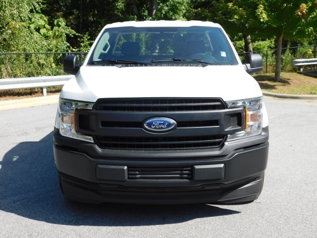 2018 Oxford White Ford F-150 XL RWD Truck Automatic 3.3L V6 Ti-VCT 24V Engine