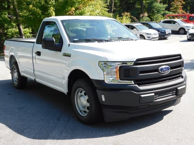 2018 Ford F-150 XL 3.3L V6 Ti-VCT 24V Engine 2 Door Truck Automatic