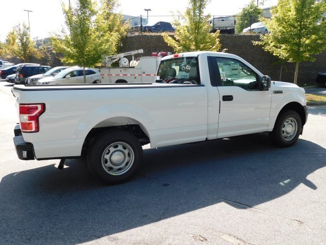 2018 Ford F-150 XL 2 Door RWD Automatic 3.3L V6 Ti-VCT 24V Engine Truck