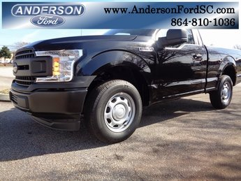 2019 Ford F-150 XL RWD Automatic 2 Door 3.3L V6 Ti-VCT 24V Engine Truck