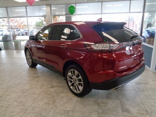 2018 ford edge titanium fwd suv for sale in asheville nc 218065. Black Bedroom Furniture Sets. Home Design Ideas