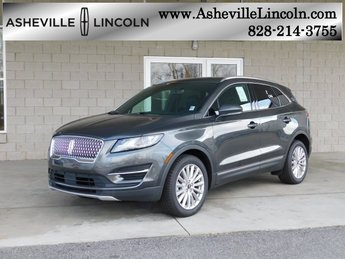 2019 Magnetic Gray Metallic Lincoln MKC Base Automatic SUV FWD 4 Door 2.0L I4 Engine
