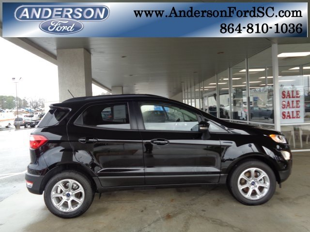 2018 Ford Ecosport Se Fwd Suv For Sale In Asheville Nc